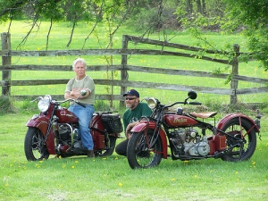 Indian Riders Group - Southeastern Michigan's First Ride!