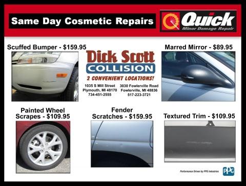 Quick Repair Service