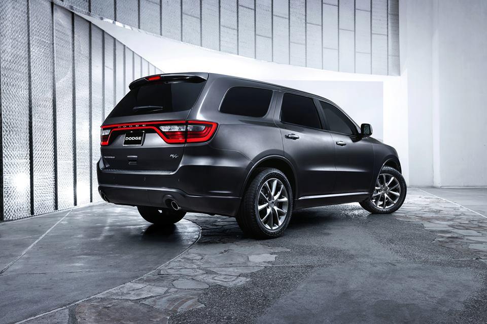 2014 Dodge Durango Best Equipped 7 Passenger Suv On The Market