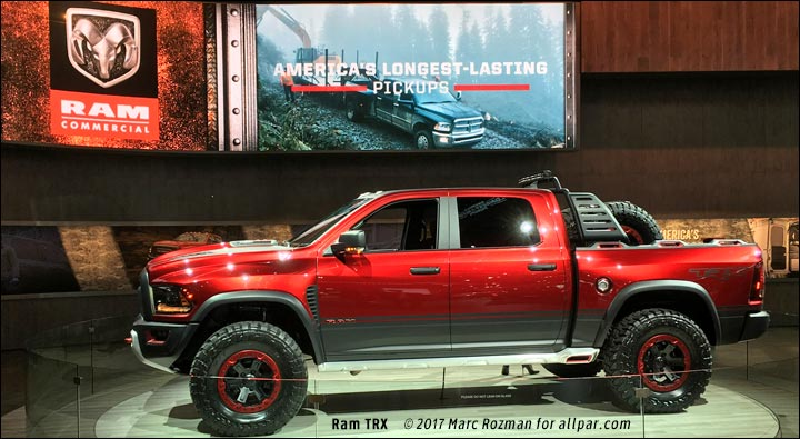 100 mph off road 2017 ram rebel trx concept pickup truck dick scott automotive group. Black Bedroom Furniture Sets. Home Design Ideas