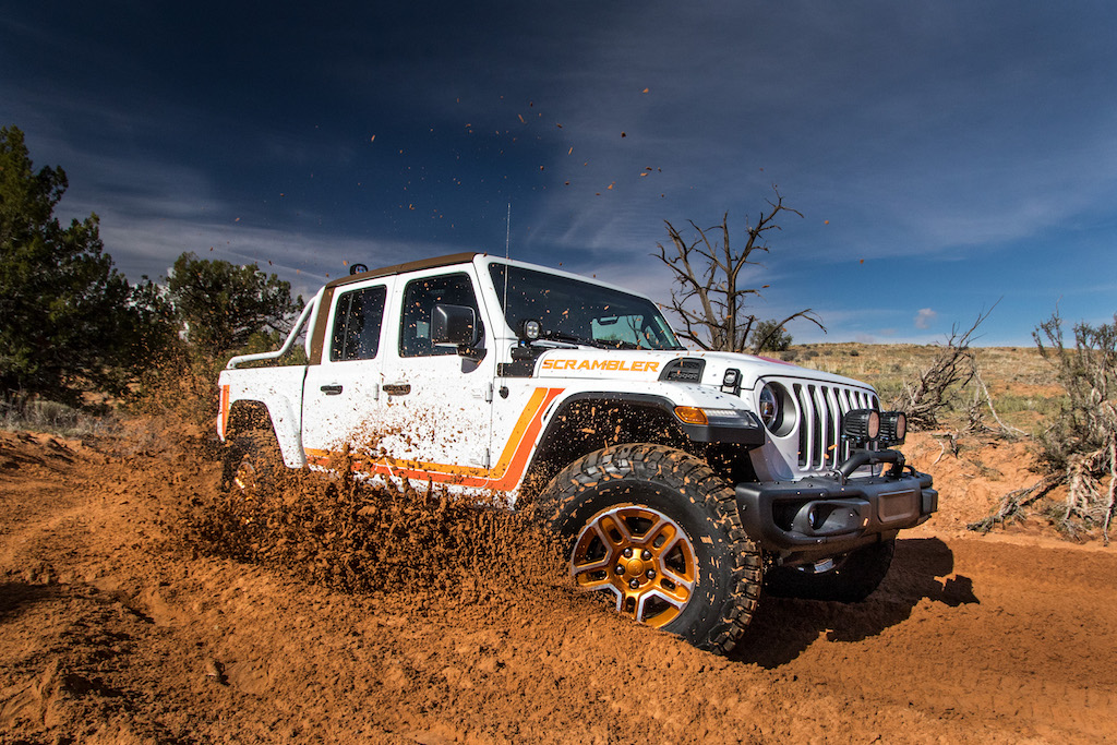 Truck Thursday 2020 Jeep Gladiator Easter Jeep Safari